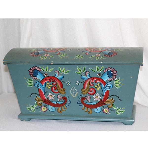 Miniature kiste til opbevaring - Pipi Antik
