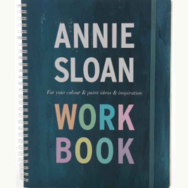 Annie Sloans Work Book på dansk
