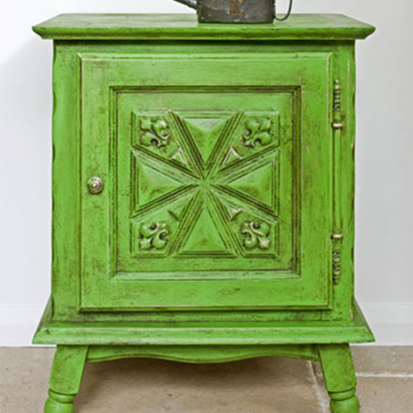 Antibes Green piece AS Chalk Paint