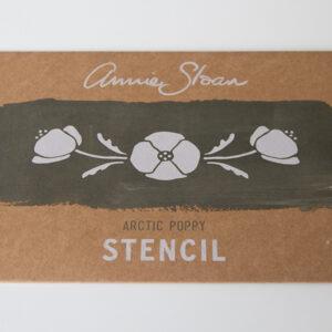 A4 Stencils fra Annie Sloan
