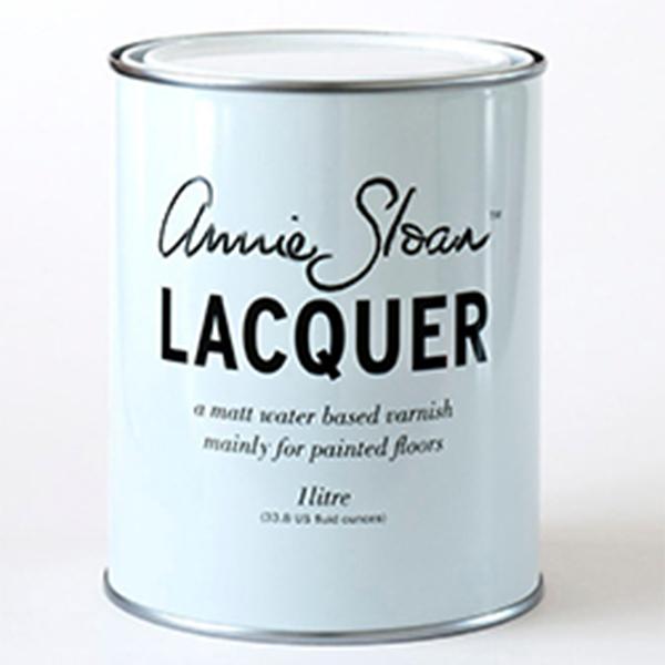 Lak 1 liter - vandbaseret - Annie Sloan
