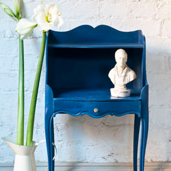 Napoleonic Blue piece AS Chalk Paint