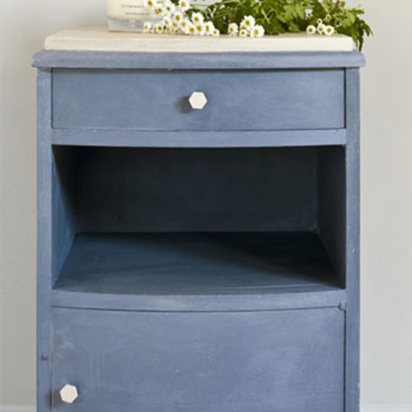 Old Violet piece AS Chalk Paint