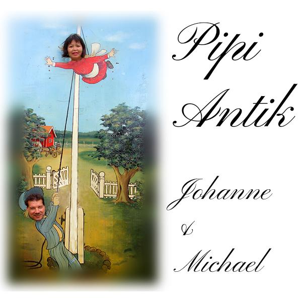 Pipi Antik - Johanne & Michael Eriksen