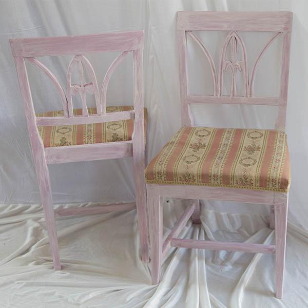 Prinsessestol til småpiger