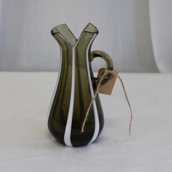 Bolsje oliven farvet vase