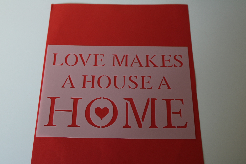Stencil Loves makes a house a home A5