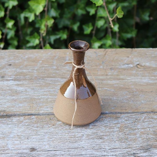 keramikvase-brun-natur-no-name-14-cm