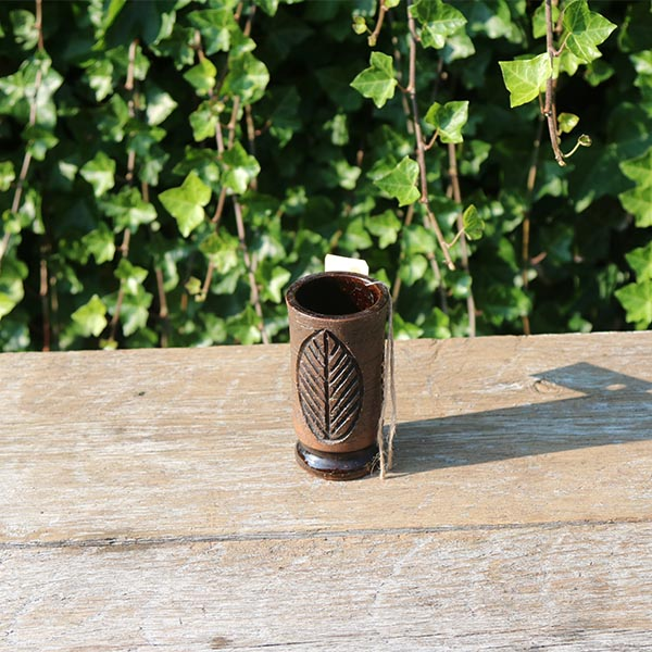 run-keramikvase-blad-laholm-2505-11-cm