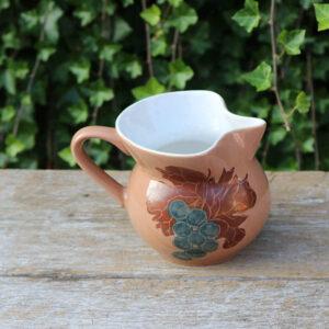 keramikande-brunlig-no-name-15-cm