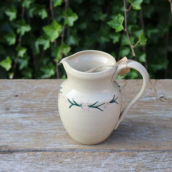 keramikkande-beigefarvet-la-15-cm