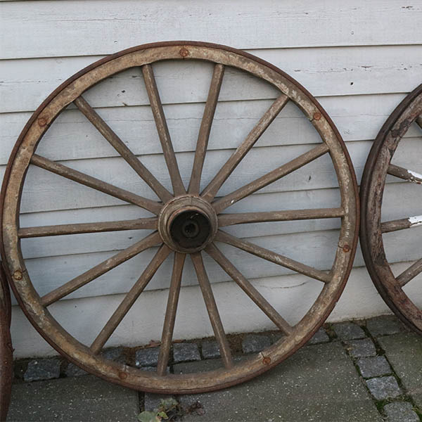 Hestevognshjul