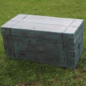 Kiste provence afvask flad top 87 x 38 x 42 cm
