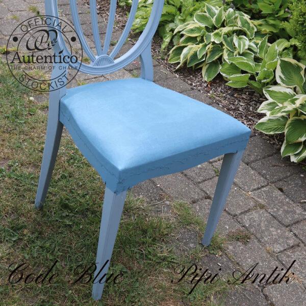 Sidste stol med Code Blue