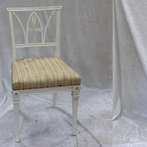 Romantisk stol - fra 1800 tallet