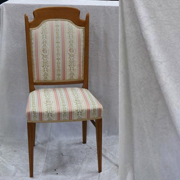 Romantisk stol med høj ryg