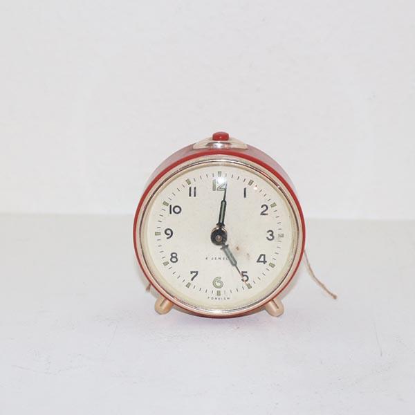 01 Alarmur rød 10 cm højde - kun til pynt