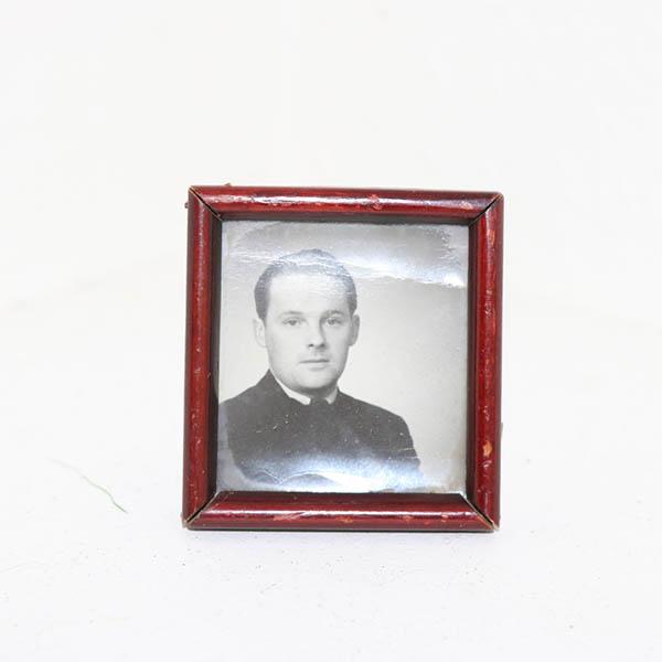 01 Fotoramme maghoni 5,5 x 6 cm - miniput