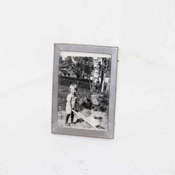 02 Fotoframme bly 5x7 cm - miniput