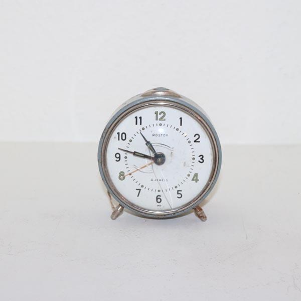 03 Alarmur lyseblå 11 cm - kun til pynt