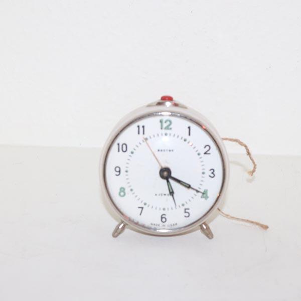 06 Alarmur Beige 11 cm - kun til pynt