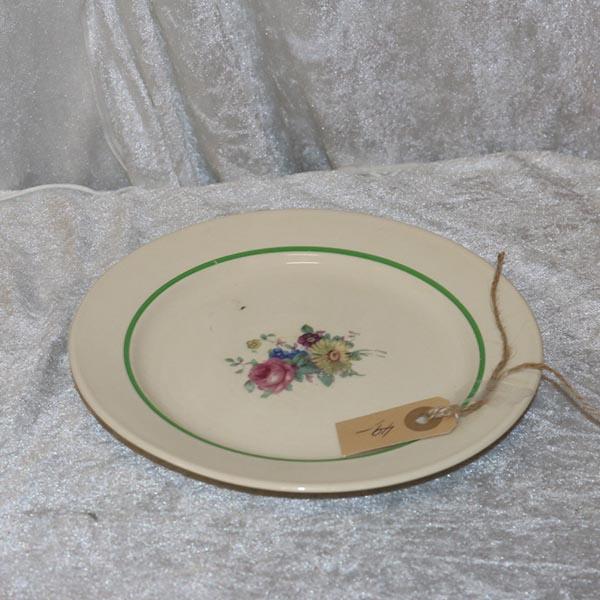 11 Rørstrand romantisk tallerken Ø 21 cm