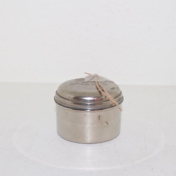 23 Metaldåse Ø 8 x 6 cm