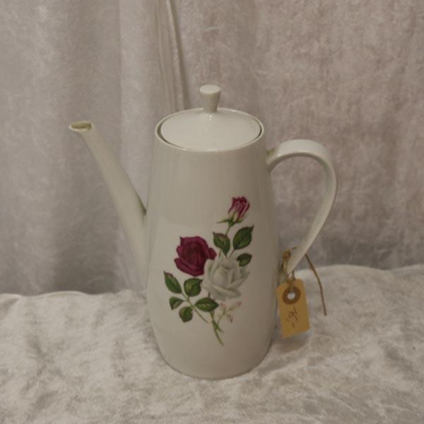26 Kaffekande romantisk 26 cm