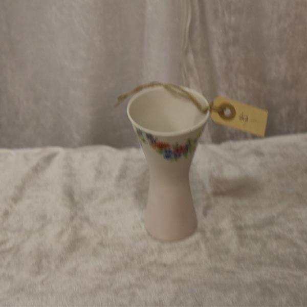 33 Romantisk lille vase 14 cm