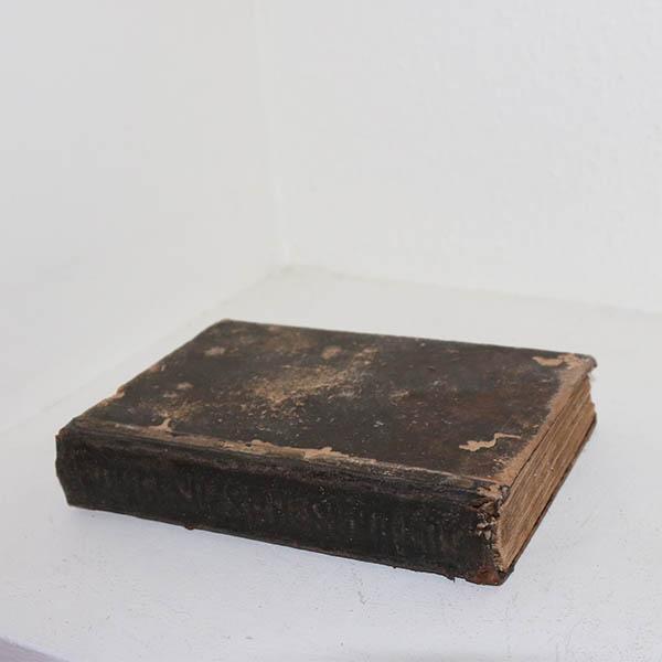 7 Nya Testamente Svensk 1881 Gotisk 22x15x4 cm