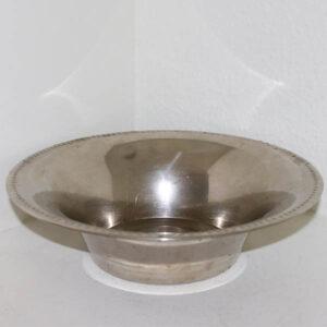 Metalskål Ø 30 x 10 cm