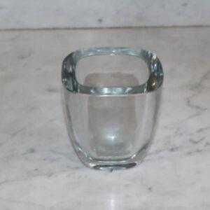 Stomberg blålig glasvas10 x 9,5 x 8 cm - Sweden