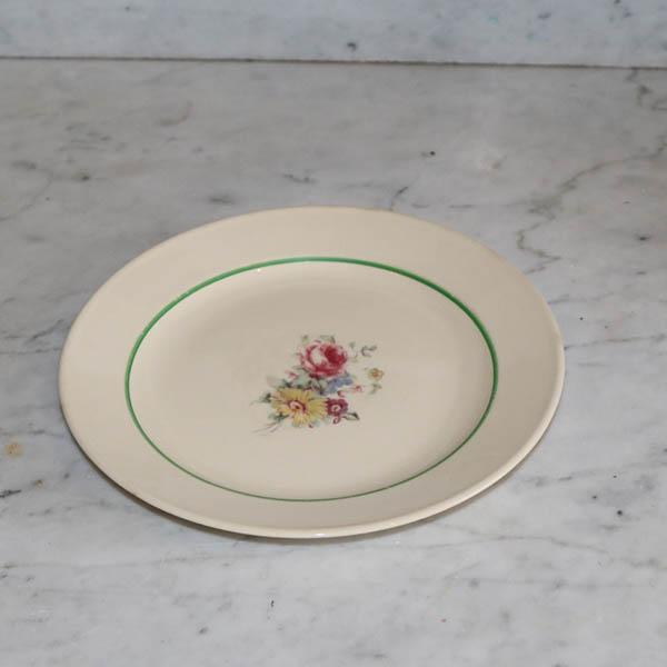 Rørstrand romantisk tallerken Ø 21 cm