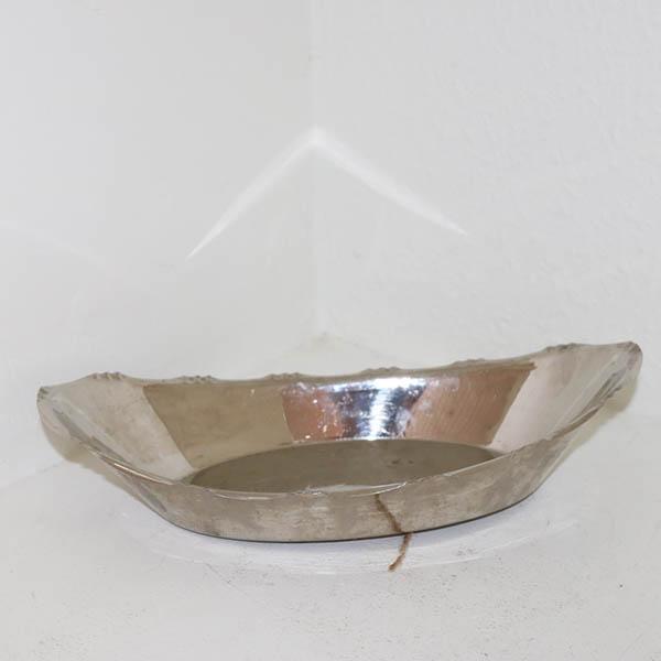 Sølvplet brødkurv 29 x 15 cm