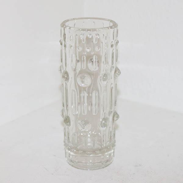 Czek vase Daved Panek design lille str SKLO Union Ø6,5x8 cm