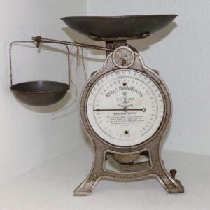 Metalvægt 10 kg - tung