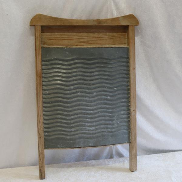 Vasekebræt Zink og natur - bagsiden mangler