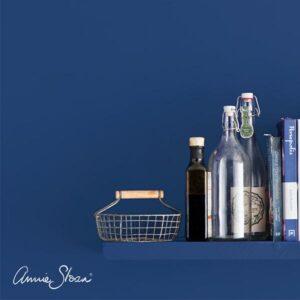Napoleonic Blue 2½ liters vægmaling - Annie Sloan