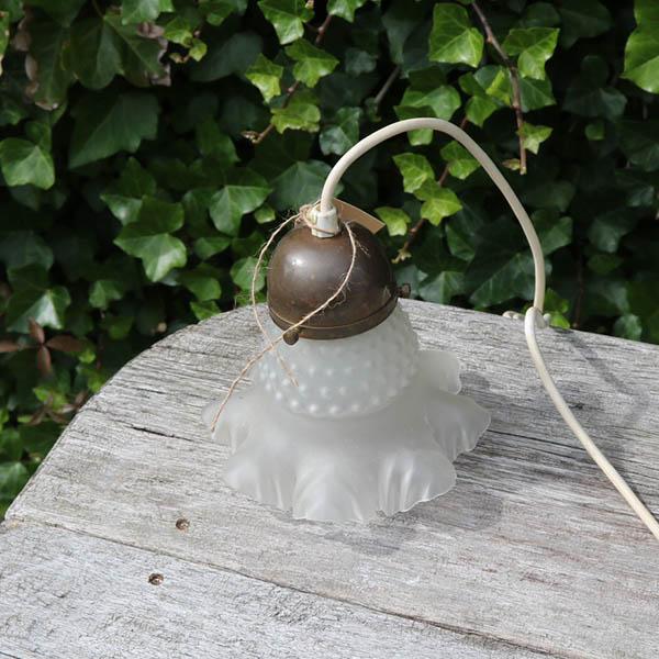 Loftlampe pendel Ø 15 x 13 cm H