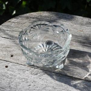 Slik glasskål med fod Ø 12 cm