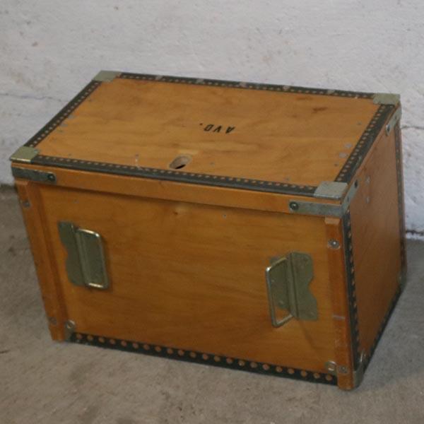 Transportkiste - lille - 49x29x25 cm