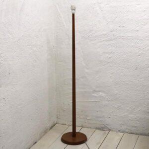 Teak gulvlampe H120 cm - retro