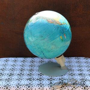 Globus med plastfod - Scanglobus DK - H 43 cm