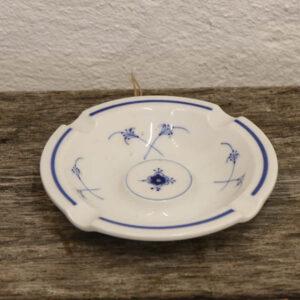 Musselmalet Bing og Grøndal askebæger Ø15x3 cm