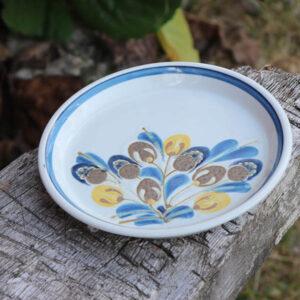 Fajance retro keramik tallerken Royal Copenhagen 953 3757 Ø16x2 cm