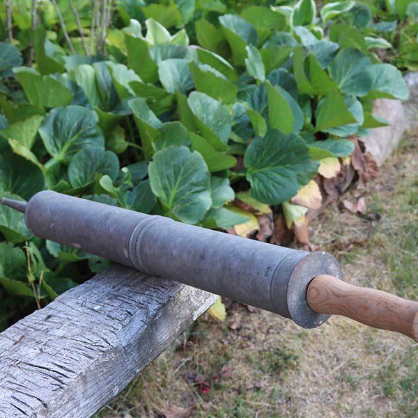 Zink sprøjte fra 1900 tallet zink træ - Tud skal svejses
