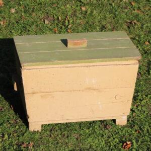 Skopudser kasse 47x28x32 cm