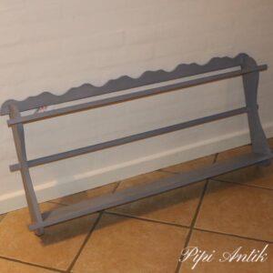 Old Violet tallerkenrække 106x48x12 cm dyb
