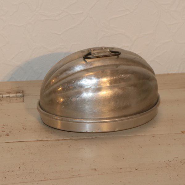 Aluminium isform 19x14x12 cm H