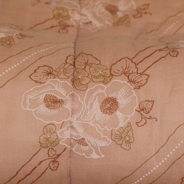 Vattæppe rosa nyere 115x177 cm